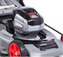 Electric Start Self-Propelled Lawn Mower