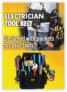 best electrician tool belt