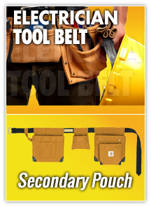 Electrician Tool Belt